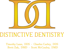 Distinctive Dentistry on Maitland logo